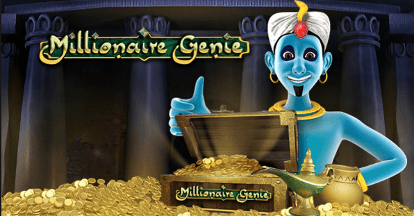 SLOT MACHINE ONLINE GENIE 888