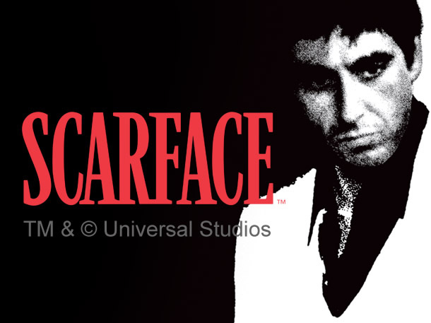 scarface_slot_logo